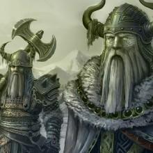vikings fake armor